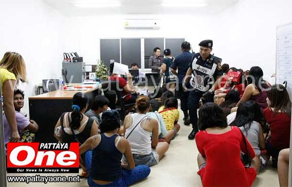Thailand-Pattaya-prostitutes-crackdown