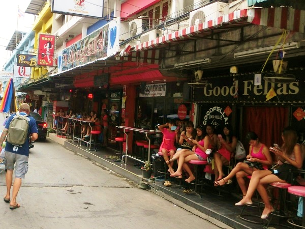pattaya BarBeer soi6