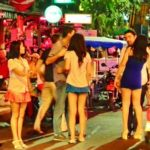 Thailand prostitution night beer bar