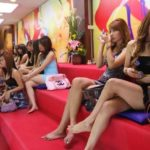 bangkok mp soapy massage fishbowl