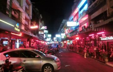 pattaya soi6 night bars